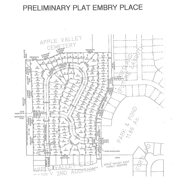 Overall Site Plan Embry Place Second