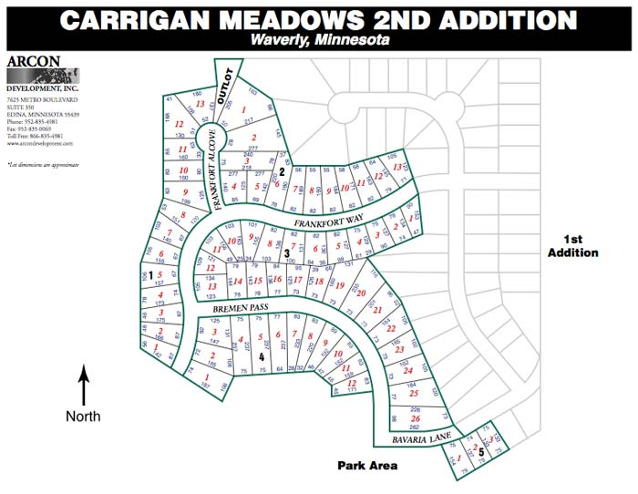 Carrigan Meadows 2nd