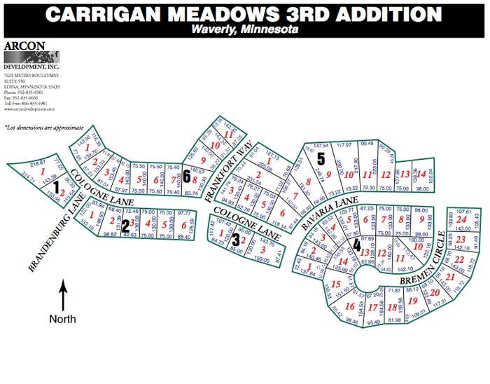 Carrigan Meadows 3rd